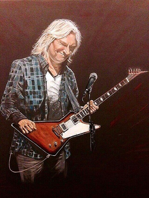 Joe Walsh Eagles